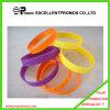 Promontional ha personalizzato il Wristband della gomma di silicone (EP-S7103)
