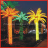 24V LED RGB Color Public Park Coconut Tree Light