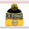 Custom Patch broderie Jacquard Beanie Hat