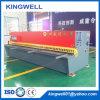 Аттестованная ISO машина Hydarulic режа (QC12Y-4X4000)