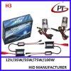 Farol 12V 35W 55W Carro H3 HID