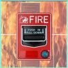 Herkömmlicher Feuersignal-Systems-manueller Aufruf-Punkt, manuelle Drucktaste