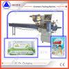 Automatischer Hochgeschwindigkeitsbeutel des Kissen-Swsf-450, der Verpackungsmaschine einwickelt