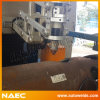Cnc-Plasma-Ausschnitt-Maschine u. Rohr-abschrägenmaschine