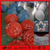 Shopping Mall Christmads Motif 3D LED Ball Light