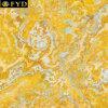Mattonelle di pavimento del marmo del getto di inchiostro dell'oro 3D (FQH2044)