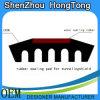Garniture de cachetage en caoutchouc élastique pour l'écran protecteur de perçage d'un tunnel