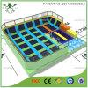 El más nuevo de interior de China Trampolín Arena con Slope
