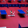 PVCは表のテニスコート2017の熱い販売のための床を遊ばす
