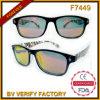 Óculos de sol feitos sob encomenda da forma da alta qualidade F7449 a mais atrasada com amostra livre