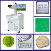 máquina da marcação do laser do CO2 10W para o material do metalóide