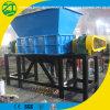 Basura viva biaxial/basura médica/desfibradora rural de la basura/del plástico/del neumático/de la trituradora de la espuma/del metal