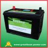 JIS Standard Lead Acid Dry Car Battery 12V90ah N90
