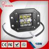 Más Vendidos más potente de 18W FOCO LED de exterior/Spot de la luz de la conducción offroad