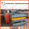 Rodillo de la hoja de la azotea del metal que forma la máquina