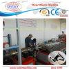 Ligne profil d'extrusion de profil de PVC de guichet de PVC faisant la machine