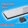 120cm / 48 programable Tormenta Amanecer nublado Tormenta LED luz del acuario