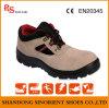 Sapatos de Segurança da marca Elegante com boa qualidade de Suede Leather RS504
