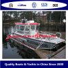 Aluminio lancha de desembarque ALC650 / Alc750 / Alc900 / Alc1000 / Alc1100 / Alc1200 Barcaza