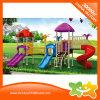 Le matériel de cour de jeu d'amusement de place d'enfants glisse en vente