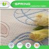 100% tessuto di ticchettio personalizzato del materasso lavorato a maglia poliestere