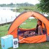 Materasso di raffreddamento fuori del rilievo di raffreddamento della stuoia del materasso della tenda di campeggio
