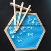 熱い販売の木のフェルトの文字のボード