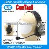 Receptor de cabeza militar del casco del Walkietalkie táctico de Airsoft Z Comtac II