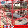 Galvanisierte Metallstahltreppenhaus Kwikstage Baugerüst-Systems-Hochbau-Hilfsmittel