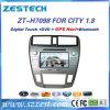 アンドロイド7.1 7 ホンダ都市GPS運行のための特別な車DVD