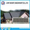 Tuiles de toit enduites en métal de vente de pierre chaude de couleur
