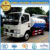 Dongfeng 100 HP 흡입 유형 배설물 유조선 4000 L 찌끼 흡입 트럭
