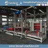 Tipo coordinado Semi-Auto Palletizer para la cadena de producción del agua