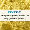 Anorganisches gelbes Pigment 184 für fast alle Plastik-und Beschichtung-Industrien