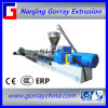 Máquina de producción Pelletizer extrusionadora de husillo doble reciclaje