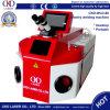 Precisione del punto di laser che salda il collegamento esotermico della saldatura per monili