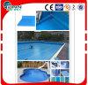 membrana impermeável do PVC de 1.2mm 1.5mm 2.0mm usada para a piscina ou a lagoa