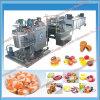 Cadena de producción inteligente del caramelo duro del control del PLC máquina