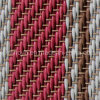 Noya trenzado PVC Alfombra para la decoración (2)