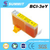 Top Ink Cartridge Compatible voor Canon bci-3E Y