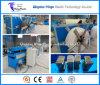 プラスチックPPのPE、PVCは電気コンジットの機械を作る保護外装の管を波形を付けた
