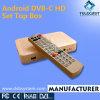 인조 인간 DVB-C HD 고정되는 최고 상자 (DCHA)