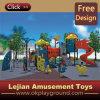 1176 de haute qualité pour enfants Parc d'attractions plastique en plein air Aire de jeux (X12192-11)