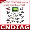 2014 новое Arrival Moto 7000tw Universal Motorcycle Scan Tool, высокое качество Moto 7000tw для Motorcycle