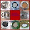 Kundenspezifisches Brake Disc für Mercedes Cars und Trucks