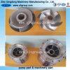 Acier inoxydable /Bol de la pompe à plusieurs degrés en fonte et du rotor