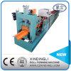 Cumeeira galvanizado Máquinas Telha máquina de formação de rolos