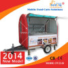 Kitchen móvil Truck Food Van Fv22b-22 Made en China