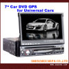 7  GPSのタッチ画面(HP-DG711A)の1台のDIN車DVD