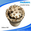 133mm Thread Double Casing Drill Bit for Well